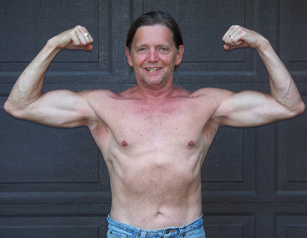 Fitness Publisher Doug Champigny At 57½ Years Old