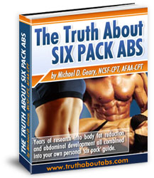 Exercising And Dieting For A Flat Stomach Or 6-Pack Abs?