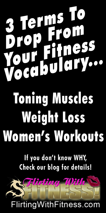 Fitness Terms To Stop Using