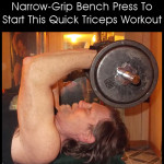 Building Muscle - Quick Triceps Workouts