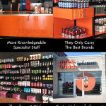 4 Reasons To Buy Your Bodybuilding Supplements From Your Local Independent Supplements Store
