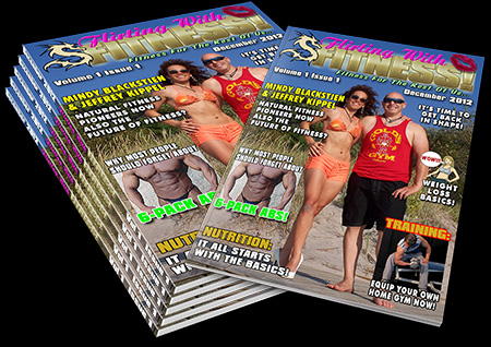 Flirting With Fitness Online Magazine - December 2012 Issue #1