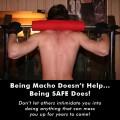 Build Maximum Muscle Safely